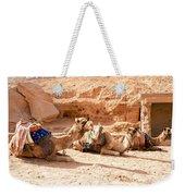 Three Camels Weekender Tote Bag