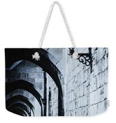 Through The Arches Weekender Tote Bag