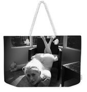 Through The Keyhole Weekender Tote Bag