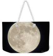 Thunder Moon Weekender Tote Bag