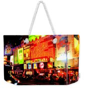 Times Square - New York Weekender Tote Bag