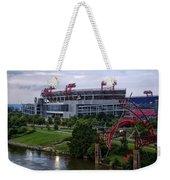 Titans Lp Field Weekender Tote Bag