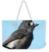 Titmouse Weekender Tote Bag