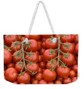 Tomato On The Vine Weekender Tote Bag