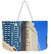 Toronto Architecture Weekender Tote Bag