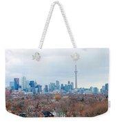 Toronto View Weekender Tote Bag