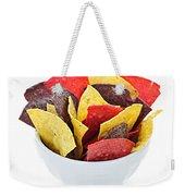Tortilla Chips Weekender Tote Bag
