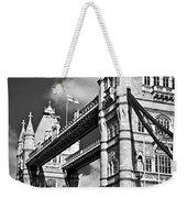 Tower Bridge In London Weekender Tote Bag