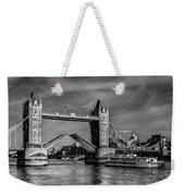 Tower Bridge Vintage Weekender Tote Bag