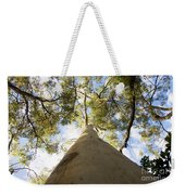 Towering Tree Trunk Weekender Tote Bag