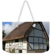 Traditional Cottage Sussex Uk Weekender Tote Bag
