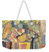 Trapped In Time  Weekender Tote Bag
