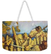 Treasure Island, 1911 Weekender Tote Bag