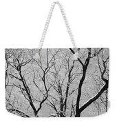 Tree Branches Weekender Tote Bag