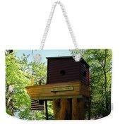 Tree House Boat 3 Weekender Tote Bag