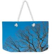 Tree Profile Weekender Tote Bag