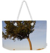 Tree Rock Wyoming Weekender Tote Bag