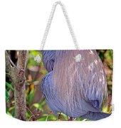 Tricolored Heron Egretta Tricolor Weekender Tote Bag