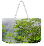Tropical Forest, Seychelles Weekender Tote Bag