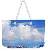 Tropical Holiday Destination Weekender Tote Bag