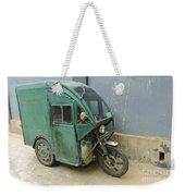 Tuk Tuk 3-wheeled Motorcycle Weekender Tote Bag