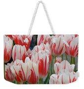 Tulips 8 Weekender Tote Bag