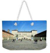 Turin Palazzo Reale Weekender Tote Bag