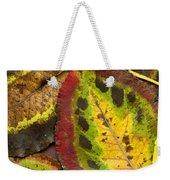 Turning Leaves Weekender Tote Bag