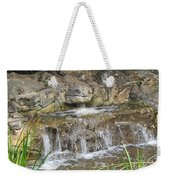 Turtle Head Falls  Weekender Tote Bag