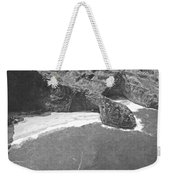 Turtle Head Sea Cave Napali Coast Weekender Tote Bag