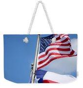 God Has Blessed America Weekender Tote Bag