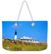 Tybee Lighthouse Weekender Tote Bag