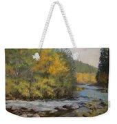 Umpqua Fall Weekender Tote Bag