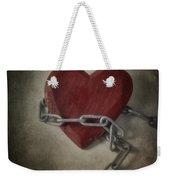 Unchain My Heart Weekender Tote Bag