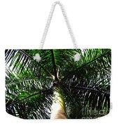 Under The Palm Weekender Tote Bag