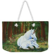 Unicorns Lap Weekender Tote Bag
