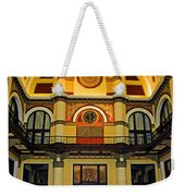 Union Station Lobby Large Size Weekender Tote Bag