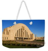 Union Terminal, Cincinnati Weekender Tote Bag
