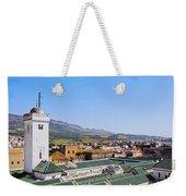 University Of Al-karaouine In Fes In Morocco Weekender Tote Bag