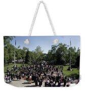 University Of Virginia Graduation Weekender Tote Bag