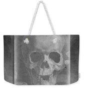 Untitled Skull Weekender Tote Bag