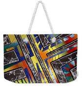 Untitled Weekender Tote Bag by Tanya Hamell
