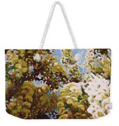 Up Into Wisteria Weekender Tote Bag