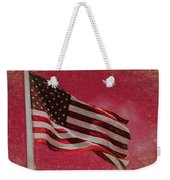 Us Flag Weekender Tote Bag