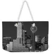 Usa, Texas, Dallas, Panoramic View Weekender Tote Bag