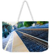 Ventura Train Station Weekender Tote Bag