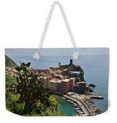 Vernazza - Cinque Terre Weekender Tote Bag