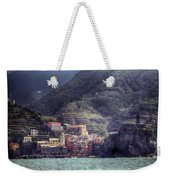 Vernazza Weekender Tote Bag by Joana Kruse