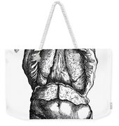 Vesalius: Thoracic Cavity Weekender Tote Bag