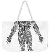 Vesalius: Venous System Weekender Tote Bag